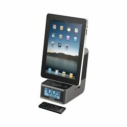 iHome ID37 Ihome Id37 Ipad(R)/Ipod(R)/Iphone(R) Dual Alarm Stereo Clock Radio