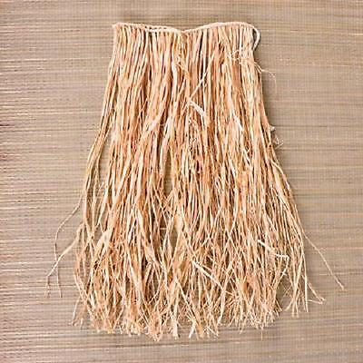 Hula Grass Skirts ((12) HAWAIIAN GRASS RAFFIA HULA SKIRTS CHILDRENS SIZE Kids Luau Party Costume)