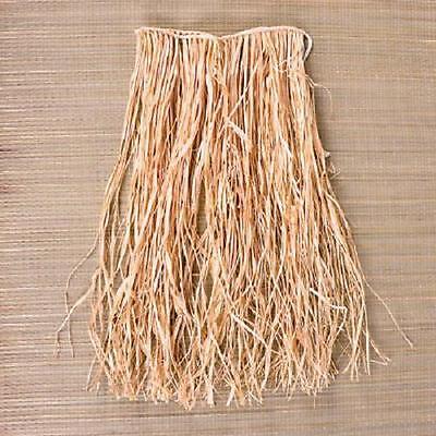 Hawaiian Grass ((12) HAWAIIAN GRASS RAFFIA HULA SKIRTS CHILDRENS SIZE Kids Luau Party Costume)
