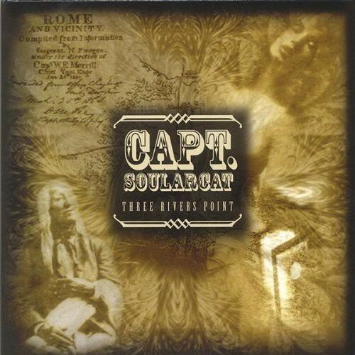 Capt. Soularcat - Three Rivers Point [New CD]