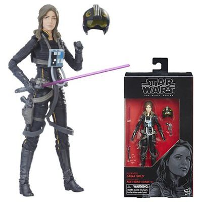 Star Wars The Black Series Jaina Solo 6-Inch Figure - New in stock