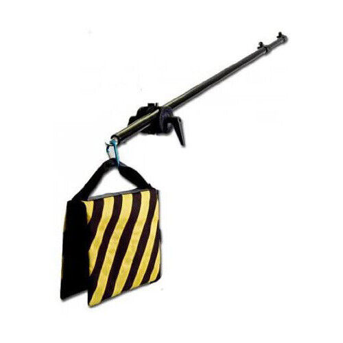 Fancier Boom Stand Extension 6 feet Arm with Grip Head 501 boom arm
