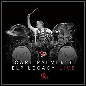 Carl Palmer's ELP Legacy - LIVE (NEW CD+DVD)