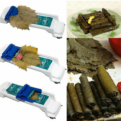 - Magic Roller Meat and Vegetable Roller Stuffed Grape Cabbage Leaf Rolling Tool #