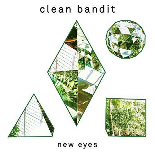 CLEAN BANDIT - NEW EYES: CD ALBUM (April 20th 2015)