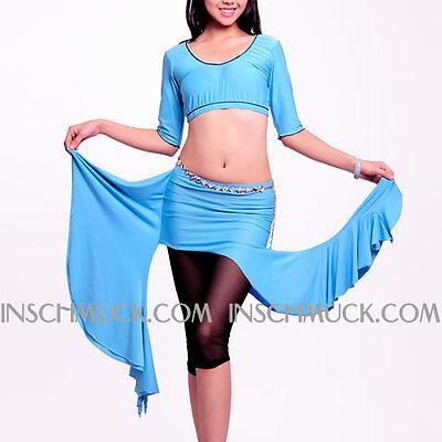C823 Costume De Danse Du Ventre Vêtements D