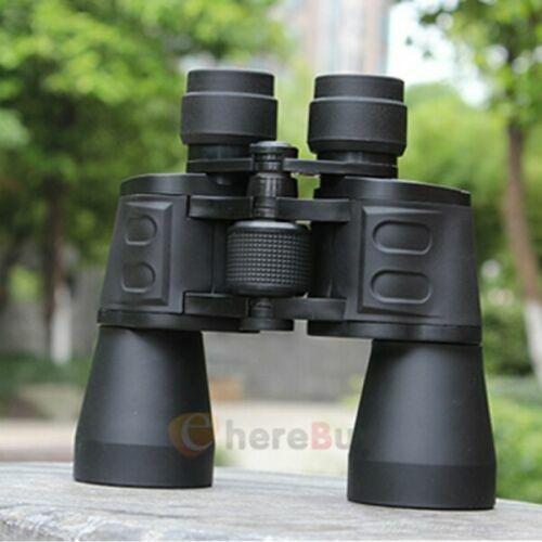 180x100.High Power Military Binoculars Day/Night BAK4 Optics Hunting Camping Bag