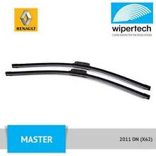 "WINDSCREEN WIPERS X2 600MM/24"" WIPERTECH AEROFLEX-RENAULT MASTER Ashmore Gold Coast City Preview"