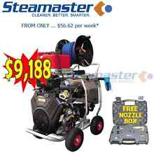 Steamaster Hurricane 2535 Package Rowville Knox Area Preview