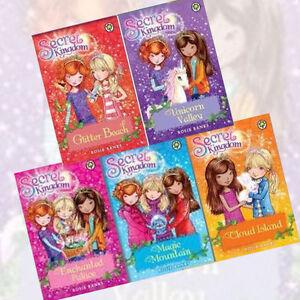 Secret-Kingdom-collection-5-Books-set-Rosie-Banks-Secre