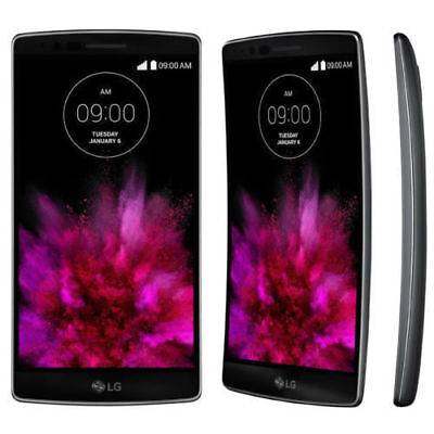 LG G Flex 2 LS996 (Sprint Unlocked) GSM Smartphone 32GB Platinum Silver From US