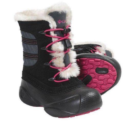 Girls Columbia Snow Boots | eBay