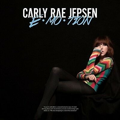 Carly Rae Jepsen   Emotion  New Cd  Canada   Import