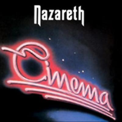 NAZARETH - CINEMA NEW VINYL RECORD, usado comprar usado  Enviando para Brazil