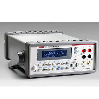 Keithley 2110-120 5.5-digit Usb Digital Multimeter New