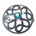 Topaz Sterling Silver Fine Brooches