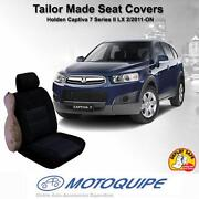 Holden Captiva Seat Covers