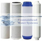 Fountainhead Water Systems Water Filters