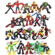 Marvel Super Hero Squad Figures