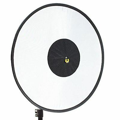 RoundFlash Beauty Dish Collapsible Softbox for External Camera Hot Shoe Flash