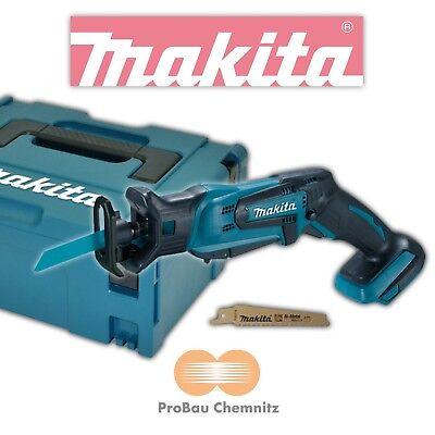 Makita Akku Reciprosäge DJR183 18V Solo im MakPac, Säbelsäge, NEU, DJR 183 , BJR