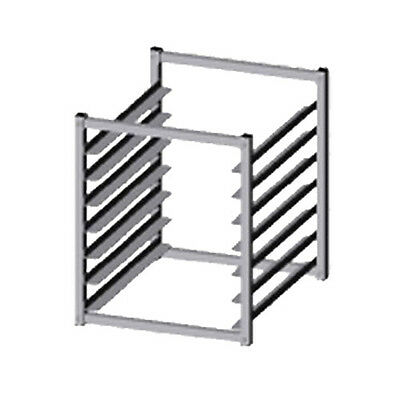Insert Pan Rack 20 14 X 24 X 24 Welded Half Size End Load 7 Pan Capacity