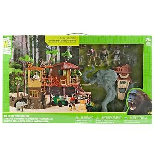 Animal planet tree house- NEW