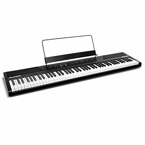 Alesis Recital – 88 Key Digital Electric Piano / Keyboard with Semi Weighted