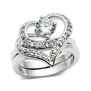 Wedding 2 Ring Set