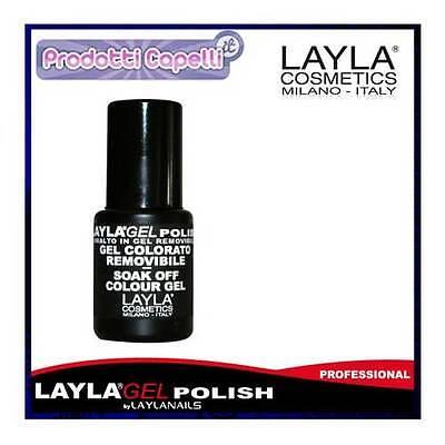 LAYLA GEL POLISH Smalto semipermanente unghie - Nail Polish - dal N. 01 al 20