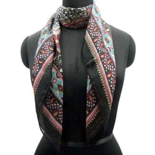 Indian Chief Vintage >> Indian Silk Scarf: Scarves & Wraps | eBay