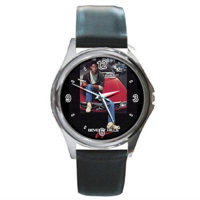 - Beverly Hills Cop (the movie) watch (round metal wristwatch)