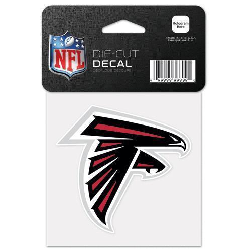 Atlanta falcons stickers ebay