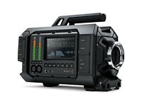 Blackmagic Design URSA PL 4K digital cinema camera 12-bit RAW UltraHD camcorder