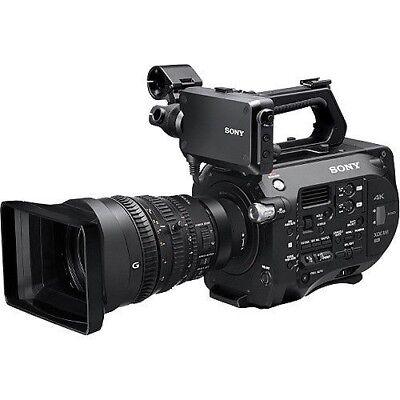 Видеокамеры Sony PXW-FS7 4K XDCAM Super35