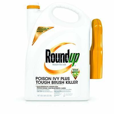 Roundup Ready-to-Use Poison Ivy Plus Tough Brush Killer Trigger 1 Gallon