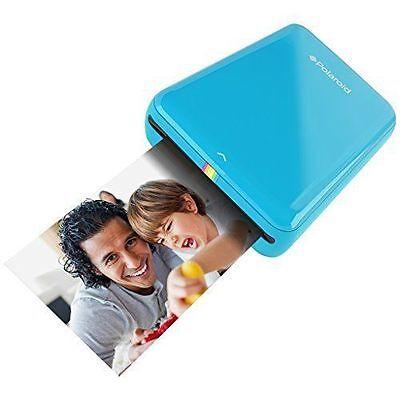 Polaroid Zip Instant Mobile Printer (Blue)