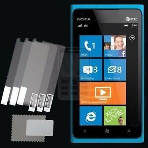 New CLEAR Screen Protector Film Nokia Lumia 900