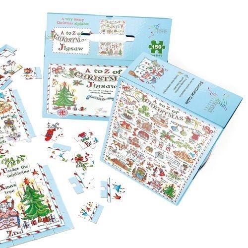 Brand new Christmas Jigsaw puzzle