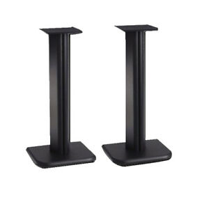 ***MINT CONDITION*** SPEAKER STANDS WITH MANUALS