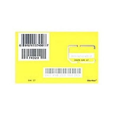 Apriva Sim Card For Gprs Wireless Credit Card Terminals
