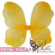 Girls Fairy Wings