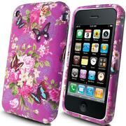 iPhone 3GS Silicone Case Flower