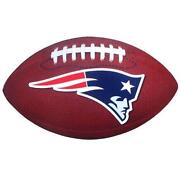 New England Patriots Car Magnet