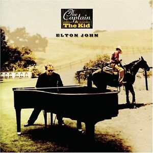 Elton John-Captain and the Kid cd-Mint condition