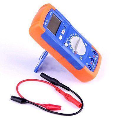 Digital A6013l Lcd Display Manual Capacitance Capacitor Meter Tester Multimeter