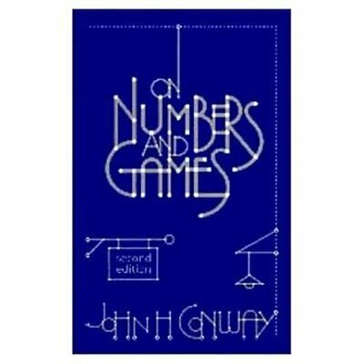 On Numbers and Games by John H Conway: New