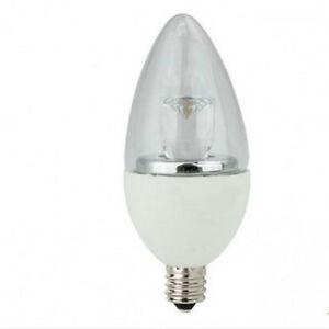 10 led light bulb candelabra 5 watt e12 base 5w decorative. Black Bedroom Furniture Sets. Home Design Ideas