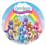 Care Bear Cake Toppers