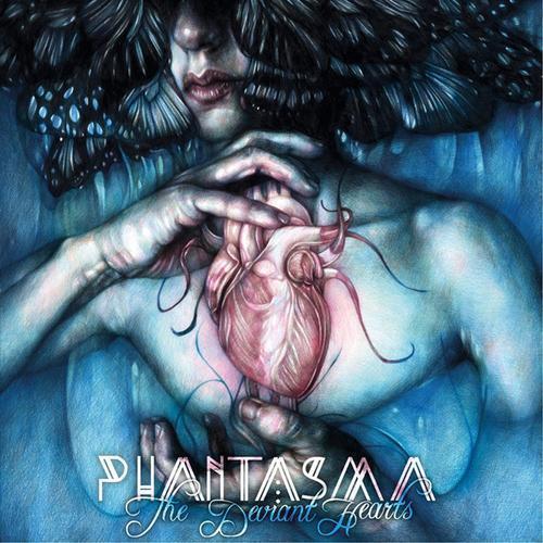 PHANTASMA - The Deviant Hearts CD NEU